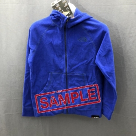 Дитяча худі The North Face GLACIER FZ HOODIE MARKER BLUE (розмір М)