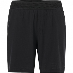 Чоловічі шорти Oakley Windshear Running Short Blackout (розірвана резинка на поясі)