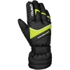 Гірськолижні рукавиці Reusch Powder Peak R-TEX® XT 716 black/neon green