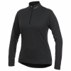 Кофта жіноча Craft Shift Pullover Woman Black Solid