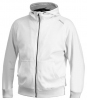 Кофта жіноча Craft Flex Hood Full Zip Woman White/Dk Grey Melange