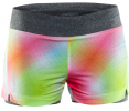 Жіночі шорти Craft Breakaway 2 in 1 Shorts W Faded Multi/Dark Grey (розмір М)