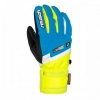 Гірськолижні рукавиці Reusch Speakeasy R-TEX® XT 498 brilliant blue/neon yellow