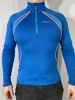 Чоловіча кофта Craft Bodymapped Halfzip Pullover Man Sea Breeze (розмір М)