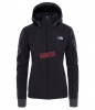 Жіноча куртка The North Face  Motili Softshell Wmn Black (Розмір М)